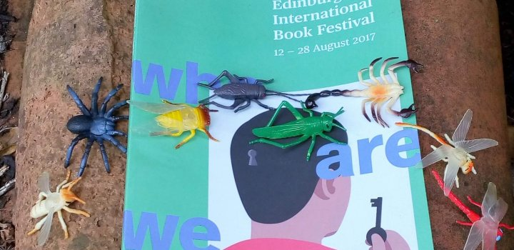 Beetles At The Book Festival